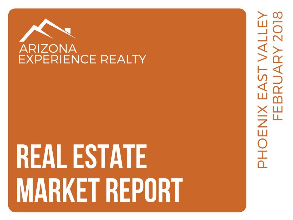 February 2018 Real Estate Market Report