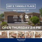 1597 Tangelo, San Tan Valley-OPEN HOUSE