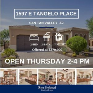 1597 Tangelo, San Tan Valley-OPEN HOUSE