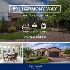 891 Harmony Way | San Tan Valley, AZ
