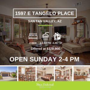 Open House Sunday at Encanterra®
