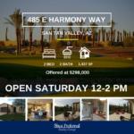 Open House at Encanterra® | Saturday, 12-2 PM
