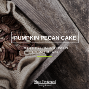 Pumpkin Pecan Pie Recipe Cake Recipe