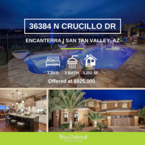 Featured Listing | 36384 N Crucillo Dr