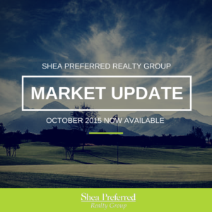 October 2015 Encanterra Market Update