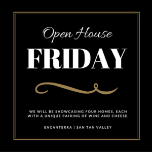 Open House Event Friday