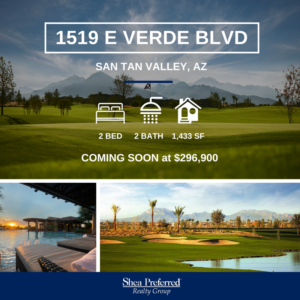 1519 E Verde Blvd | San Tan Valley, AZ