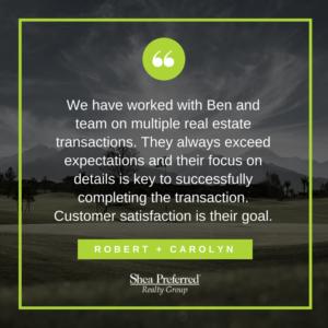 Client Testimonial | Robert + Carolyn