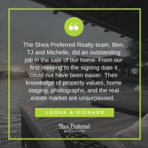 Cient Testimonial |  Leona & Richard