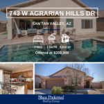Featured Listing | Beautiful Home w/ Pool at Skyline Ranch