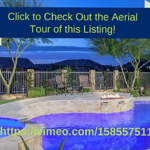 Aerial tour – 2334 N Waverly, Mesa