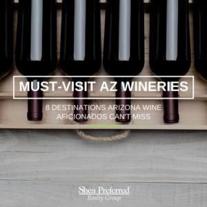 SP Must-Visit AZ Wineries