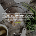 Roasted Shrimp & Orzo Recipe