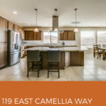 "Exclusive Listing | Gently Lived in ""Refresh"" Plan at Encanterra®"
